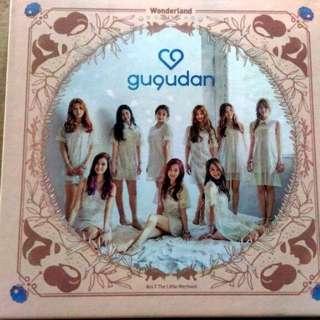 "Gugudan ""Act 1 The Little Mermaid"" Album"