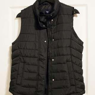 Reduced! GAP women's Puffer Vest