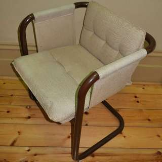 *reduced* Mid-century iconic Marcel Breuer style chairs - set of 4