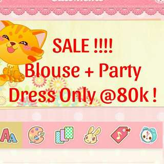SALE !!! 2 Item Only @80k !