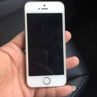 Selling IPhone 5s Gold 16gb