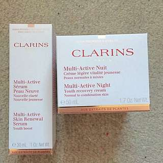Clarins Multi-Active