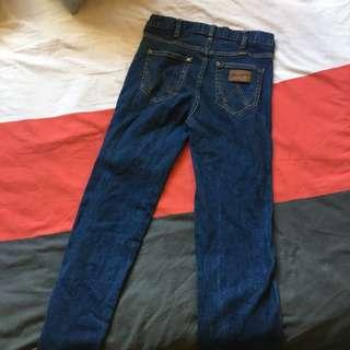 Wrangler Jeans (straight)