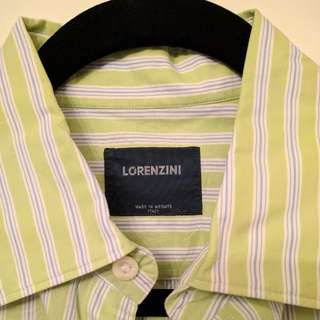 Lorenzini Shirt From Harry Rosen