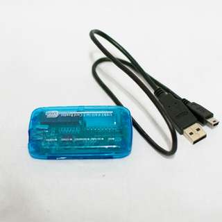 Memory Card/USB Reader