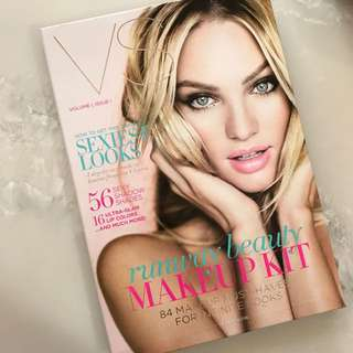 Victoria's Secret Runway Make Up Kit Vol 1, Issue 1