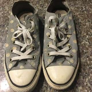 🎉降Convers 帆布鞋