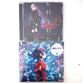 Kabaneri of the Iron fortress CD
