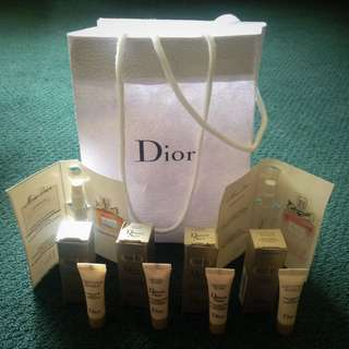 Dior Travel Set