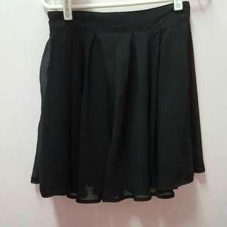 Chiffon Skater Skirt