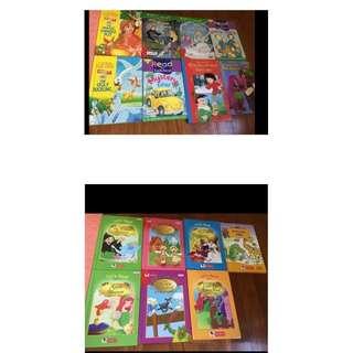 15 children books Robin readers