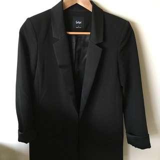Sports girl Black Blazer Size 6
