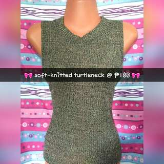 Knitted Turtleneck
