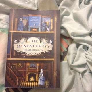 The miniaturist |JESSIE BURTON|