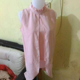 Dress Baby Pink Avenue