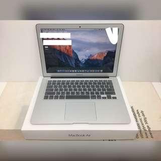 2015年底 macbook air 13 256g