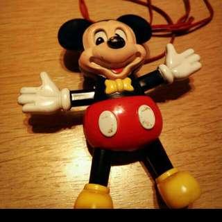 🚚 日本限定販售 迪士尼 老玩具 米奇