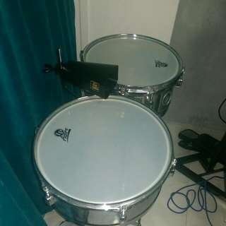 LP Aspire Timbale W/ Cowbell