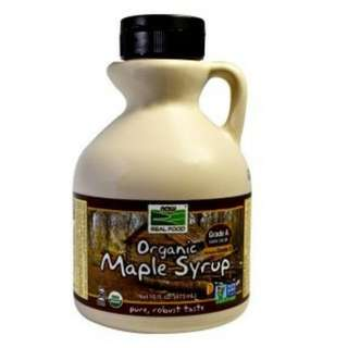473ml Organic Maple Syrup Grade A