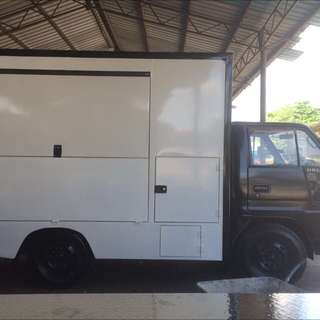 PRICE REDUCE:FOOD TRUCK SEWA BELI