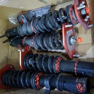 Toyota Wish K Sport Suspension Coilover For Toyota Wish ZGE20 2009~