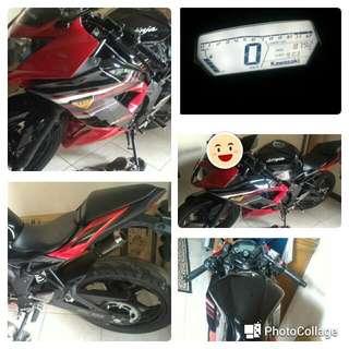 Ninja Rr Mono 250cc
