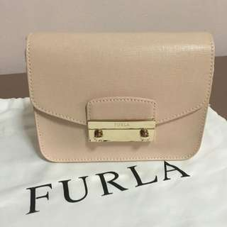 Authentic Furla Mini Crossbody