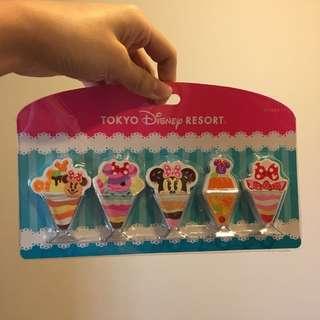 日本🇯🇵帶回甜點米妮便條紙