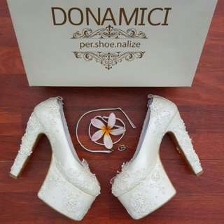 Wedding Shoes By Donamici