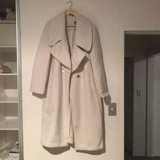 SHEIKE Cream Coat