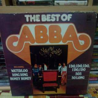 The Best Of Abba LP