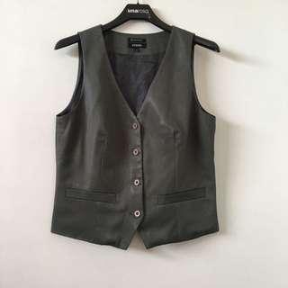 Essenxa Gray Vest