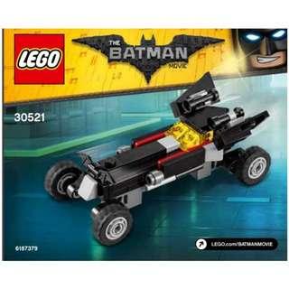 Lego The Batman Movie 30521 The Mini Batmobile