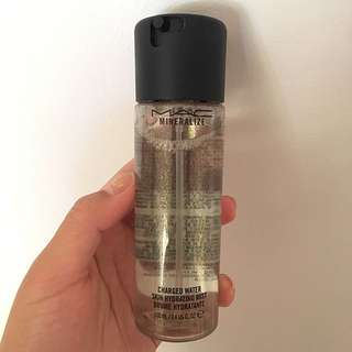 MAC Mineralize Charged Water Spray