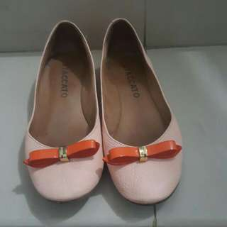Staccato Shoes Peach