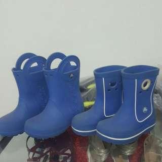 Boots Crocs Asli