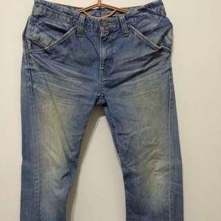 Levis 3D牛仔褲