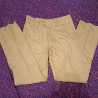 Yellow Pants (Hongkong)