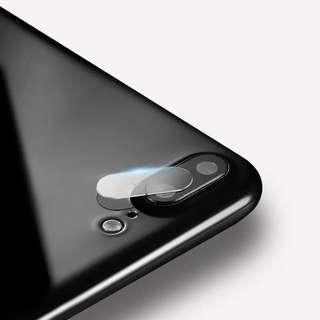 iPhone 7 Plus 鏡頭保護膜 碳纖維鋼化膜