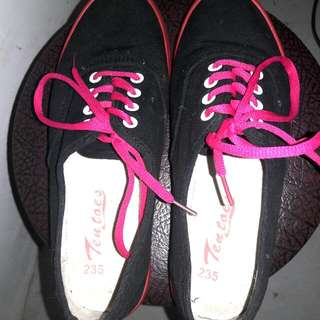 Teentoes Rubber Shoes