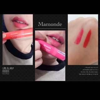 Mamonde 唇釉