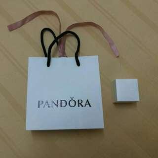 PANDORA Box with Paper Bag