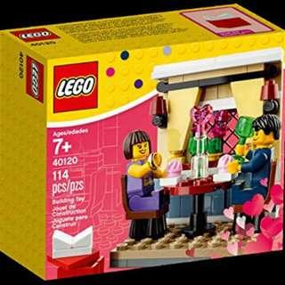 Lego 40120 Valentine Day Dinner