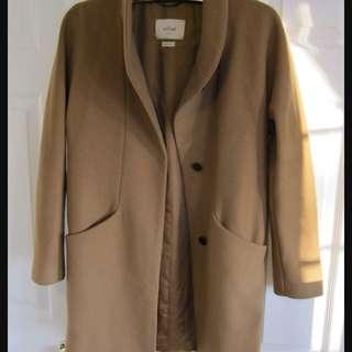 Cocoon Coat Wilfried
