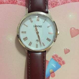 Lovme 手錶