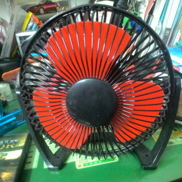 隨身電風扇