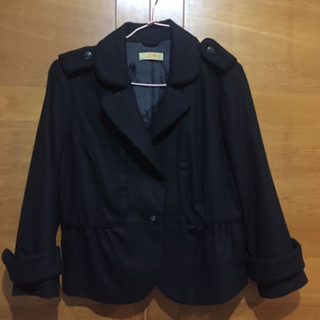 韓版 學院風外套