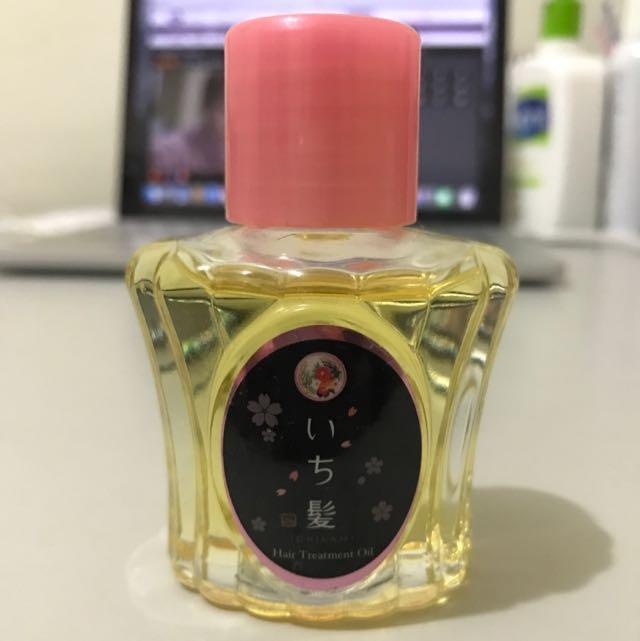 日本的護髮油 免沖洗 40ml