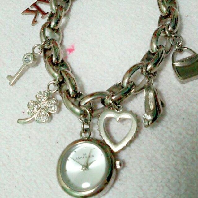 anne klein authentic bracelet watch