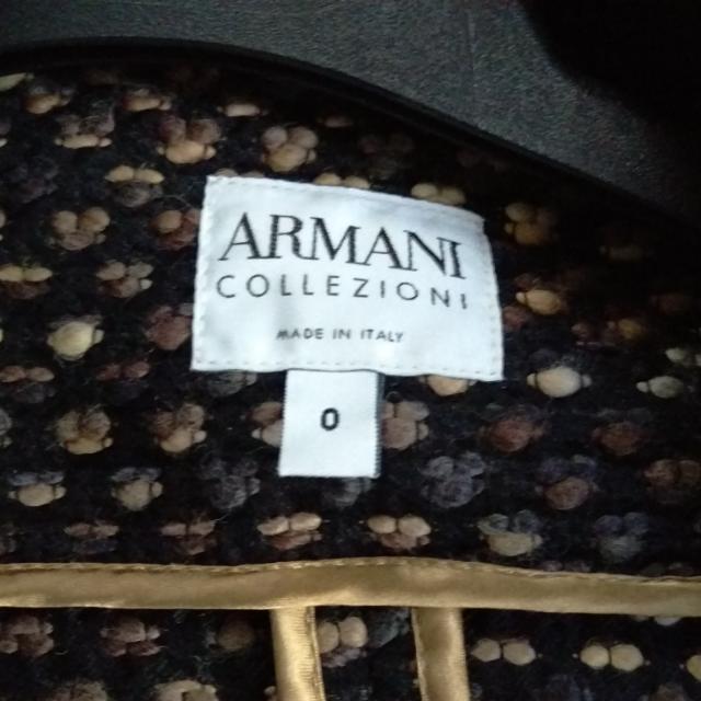 Armani Collezoni Collection Coat